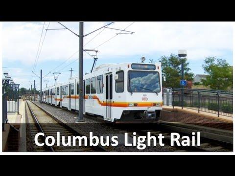 Columbus Light Rail