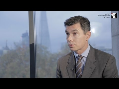 LSBF Great Minds Series: Wayne Bowers , CEO, Northern Trust