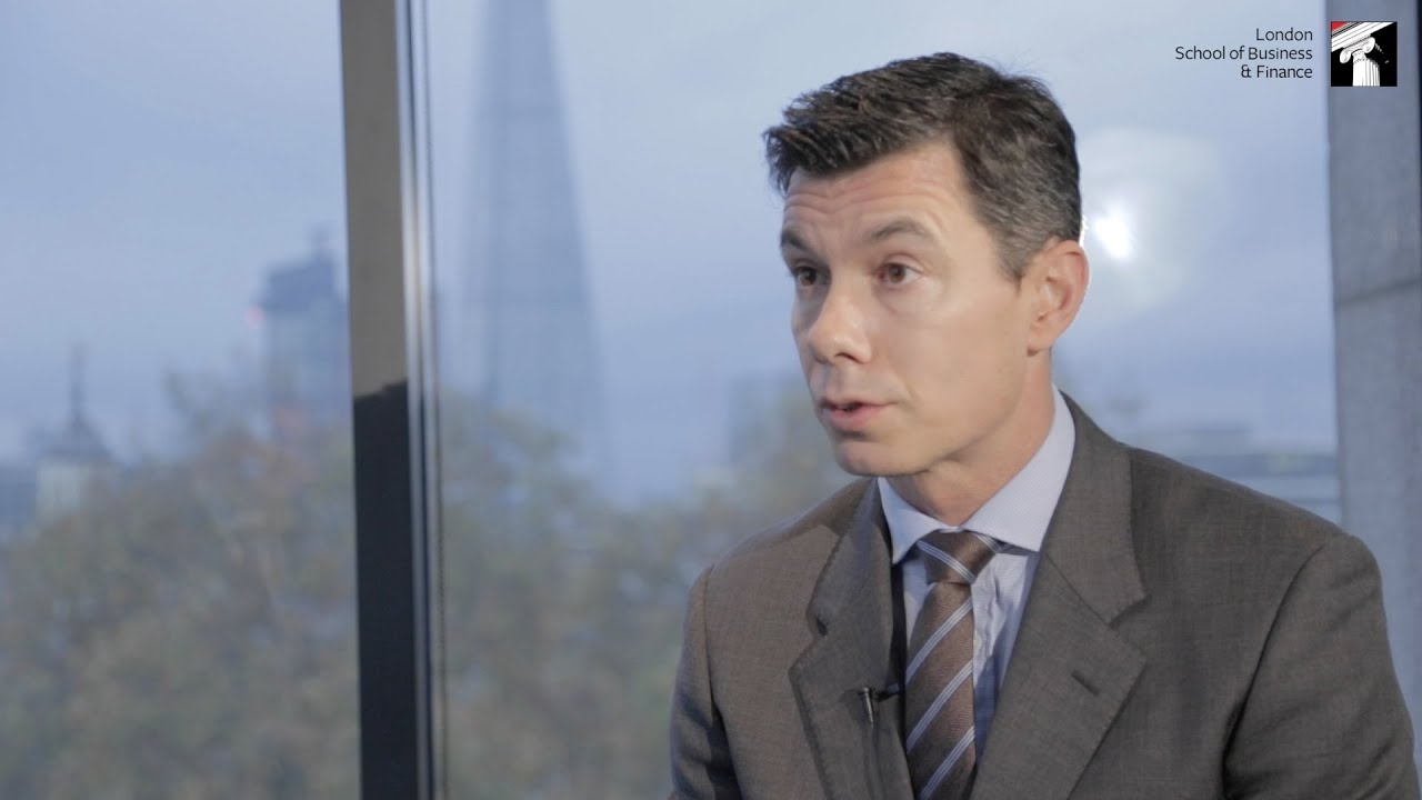 Video: Great Minds series - LSBF interviews Wayne Bowers, CEO of Northern Trust