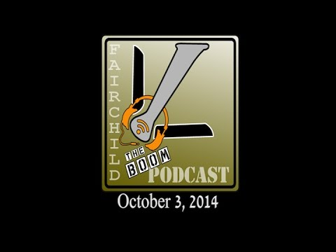 The Boom: Fairchild AFB's Podcast October 3, 2014
