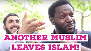 Another Muslim Leaves Islam! | Christian Prince Video