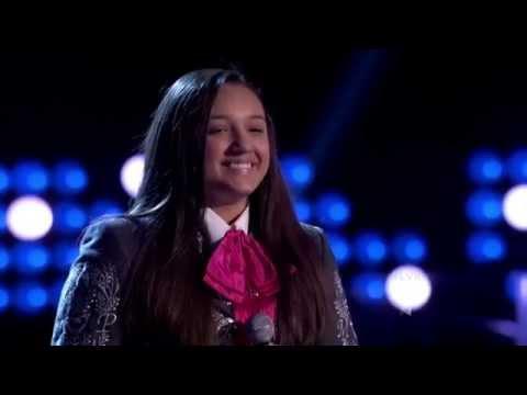 La Voz Kids | Tiffany Galaviz canta 'Hermoso Cariño' en La Voz Kids 3