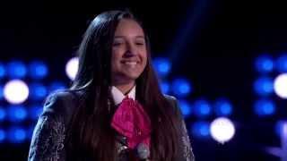 la voz kids   tiffany galaviz canta hermoso cario en la voz kids 3