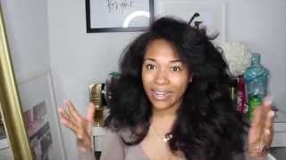 SAME GIRL...DIFFERENT HAIR: DEEP WAVE BLOWOUT TUTORIAL