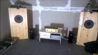 Колонки на 4А-32 часть 1 запись на микрофон