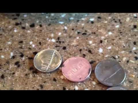 How to Copper coat coins