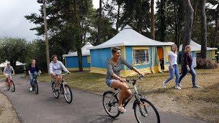 Camping Campéole Domaine de la Pinède - Camping à Trégunc dans le Finistère en Bretagne