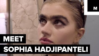 Epic Unibrow Sets this Insta-Famous Model Apart From the Rest