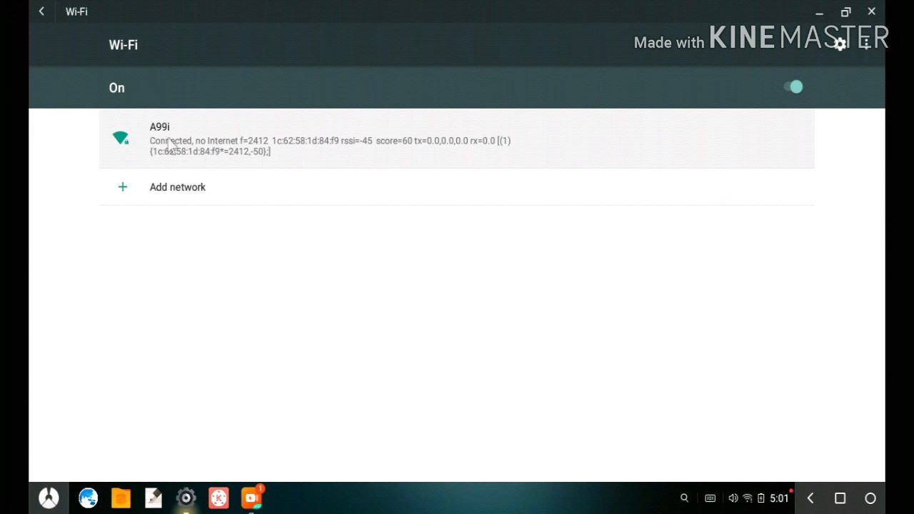 how to fix wifi problem in phoenix os | 100%working | no update required |