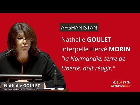 Afghanistan. Nathalie Goulet interpelle Hervé Morin