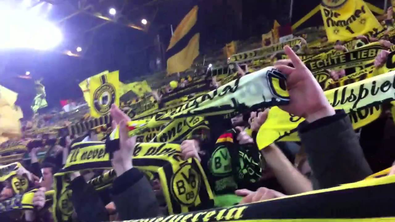 You-´ll never walk alone BVB