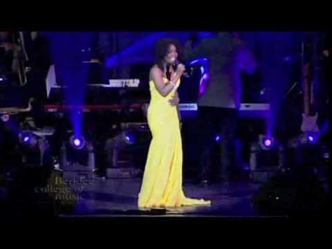 Marilyn Wright @ Berklee Singer's Showcase Fall 2011 (Still I Rise by Yolanda Adams)