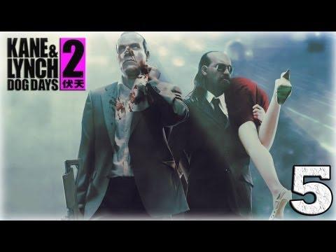 Смотреть прохождение игры [Coop] Kane & Lynch 2: Dog days. Серия 5 - Успеть на самолет. [ФИНАЛ]