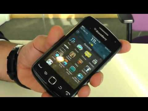 BlackBerry 9380 hands-on