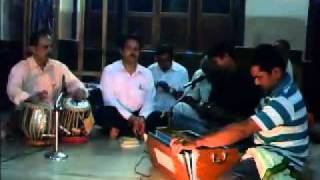 Bhajan at Mahalasa Temple, Harikhandige 4