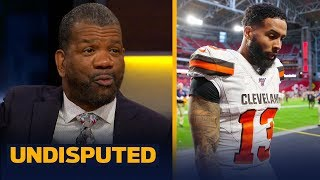 Rob Parker wants Cleveland Browns to move on from OBJ | NFL | UNDISPUTED