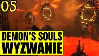 Demon's Souls: Wyzwanie (0 śmierci) - NAJGORSZY MOMENT! [#05]