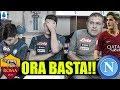 BASTA!! SIAMO IN CRISI!! ROMA-NAPOLI 2-1 | LIVE REACTION NAPOLETANI