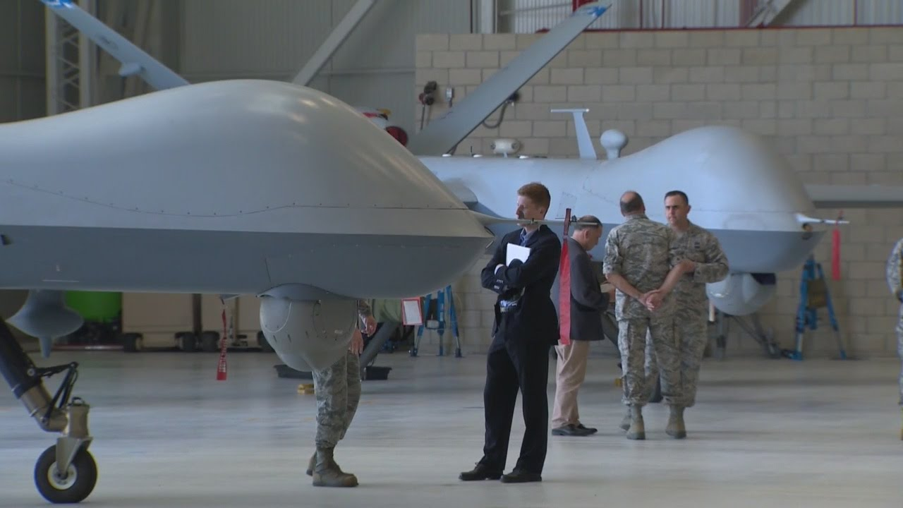 A Look At The Pentagons New Military Drone