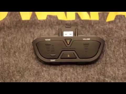 turtle-beach-ear-force-headset-audio-controller-plus-un-boxing-&-review