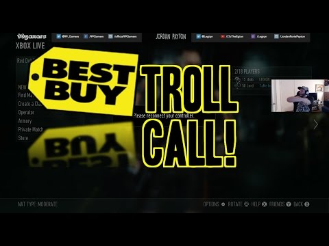 THE BEST CALL TO BEST BUY EVER!