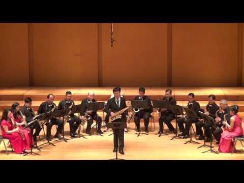 06 Yu Wen Wang 王裕文, The Owls Sax Ensemble, Pequena Czarda