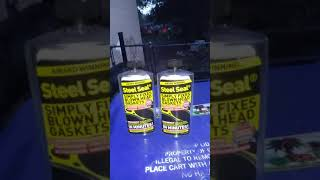 Does steel seal really work I am trying it out on a 2000 Ford Explorer and see what happens