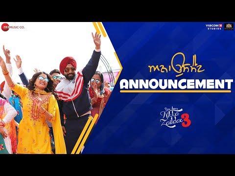 Announcement - Nikka Zaildar 3 | Ammy Virk & Wamiqa Gabbi | Gurmeet Singh | Kaptaan