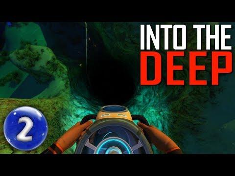 INTO THE DEEP - Subnautica #2
