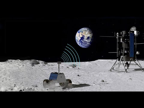 How NASA And Nokia Are Building A 4G Cellular Network On The Moon