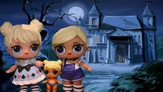 Bonecas LOL Surpresa na Casa Mal Assombrada do Scooby Doo LOL Surprise -Brinquedonovelinhas