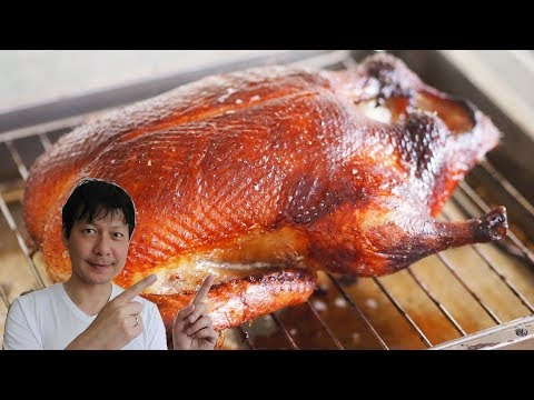How To Make Cantonese Duck At Home - Very Easy Recipe