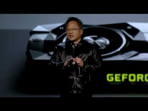NVIDIA CES 2017 Keynote