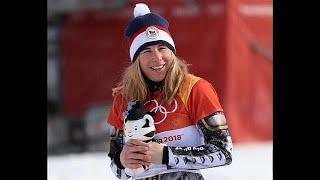 Ледецкая вписала новую страницу в историю зимних игр