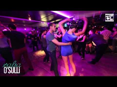 Licia Virzi & Amine - social dance @ O'Sullivans Paris