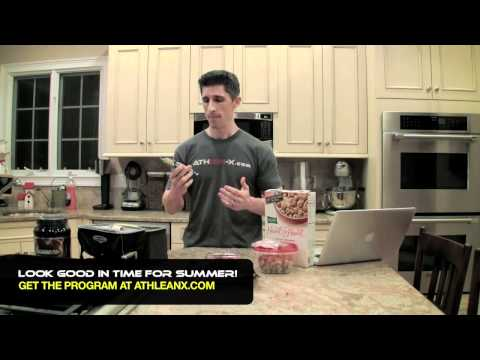Midday MUSCLE BUILDING Foods 5 Healthy High Protein Snacks