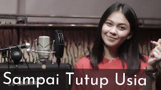 SAMPAI TUTUP USIA - ANGGA CANDRA    DYAH NOVIA (Live Cover)