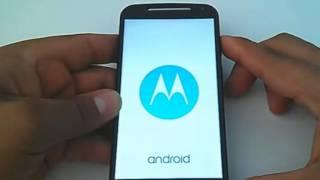 Como dar   Hard Reset Motorola Moto G, G2 segunda geração