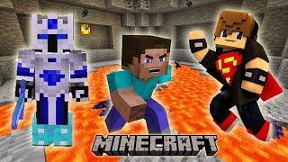 🔴 НУБЫ ютуберы ПАРКУРЯТ в МАЙНКРАФТ 🔨 Minecraft 🤠