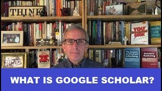 What is Google Scholar?