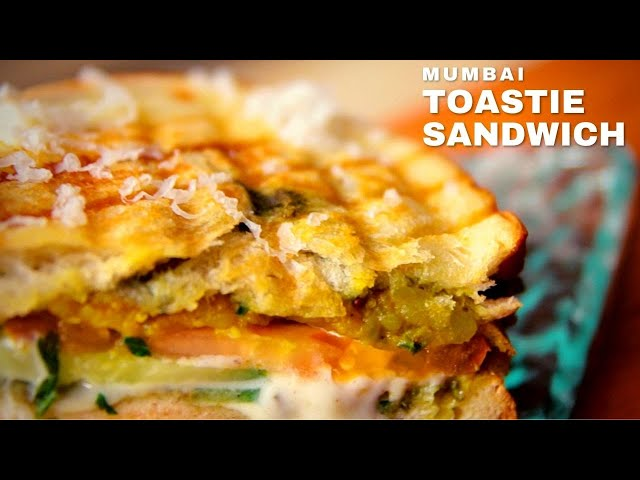 Tastiest Mumbai Toastie Sandwich Step by Step Recipe by Chef Rajeev