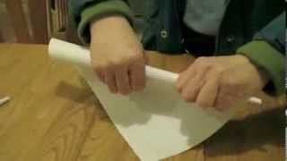 How To Make A Paper Cotton Candy Cones