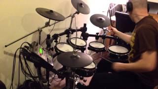 Warren Zevon  - Lawyers, Guns & Money (Roland TD-12 Drum Cover)
