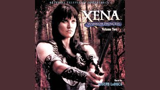 Xena Kicks Bacchae Butt