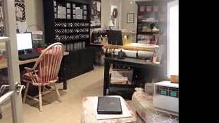 Diy Sewing Room Organization Decorating Ideas