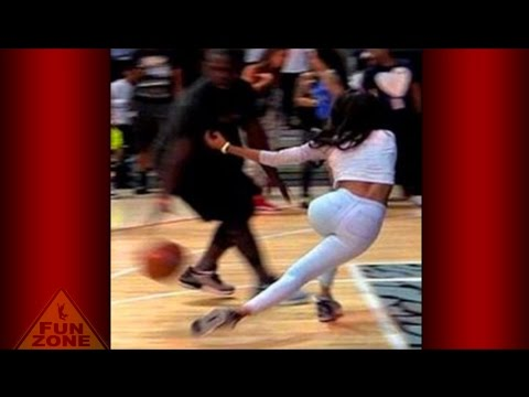Crazy Basketball Crossovers and Ankle Breakers (EXPOSING) Compilation 2017