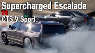 How Fast is a Supercharged Escalade?