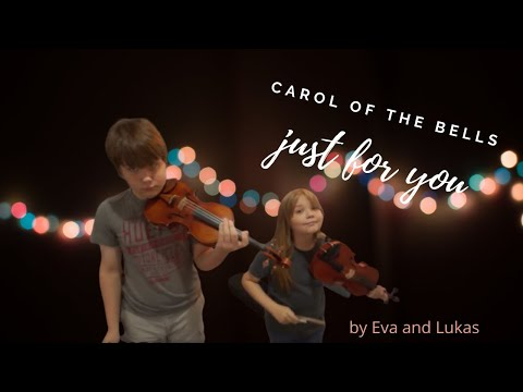 Carol of the Bells violin duet