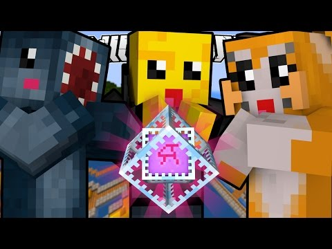 Minecraft - TIME TRAVELLERS! - POWER CRYSTAL! #29 W/Stampy & Ash!