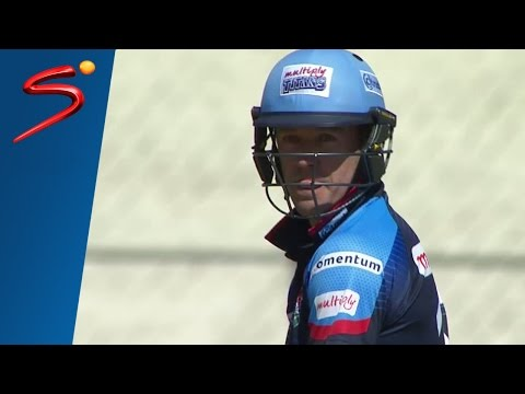 Momentum One Day Cup | AB de Villiers Goes Wild On Return | SuperSport